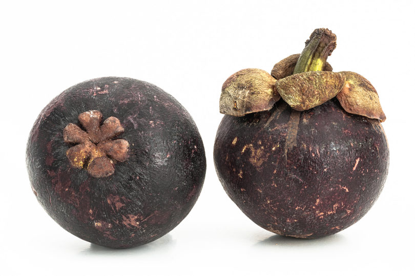 Mangostane - Garcinia mangostana